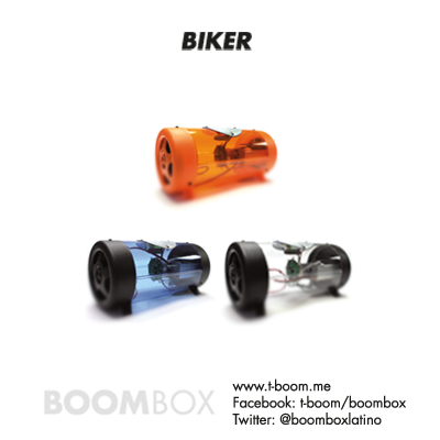 Modelos BOOMBOX MP3 (3/4)