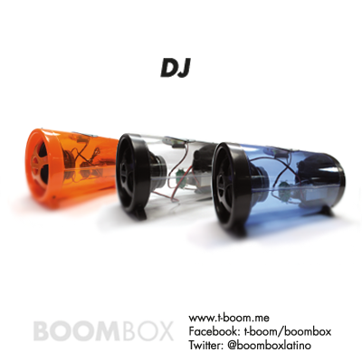 Boombox Reproductor MP3 radio FM