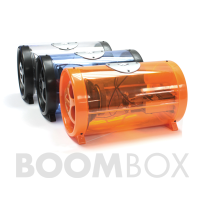 Boombox DJ MP3