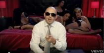 Video de Pitbull con su novia