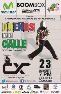 """Concurso """"Los dueños de la Calle"""""""