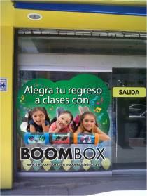 Boombox en Ofimania
