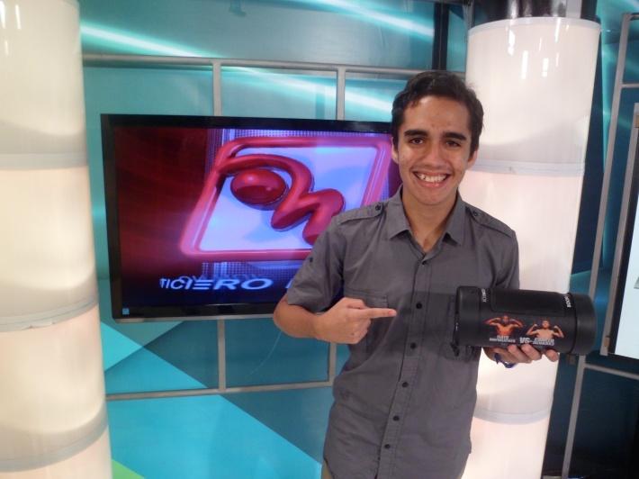 Boombox latino patrocinó la transmisión de la Pelea Mayweather-Canelo, por Meridiano TV